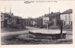 Sugny 5: Un Abreuvoir Et Le Haut Du Village - Vresse-sur-Semois