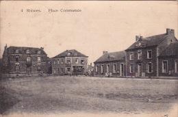 Rhisnes 12: Place Communale 1931 - La Bruyère