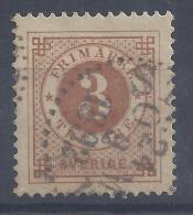 SUEDE - 1886-99 -  N° 30 OBLITERE - - Sweden