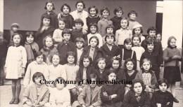 CPA PHOTO DE CLASSE FILLES 672 - Schools