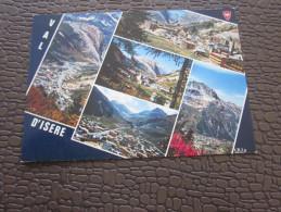 CPM >  Val D´Isére  Savoie 73 Multi Vues - Val D'Isere