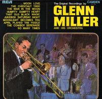 * LP *  THE ORIGINAL RECORDINGS BY GLENN MILLER (UK 1969 EX-!!!) - Jazz