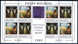 MOLDAVIE: BF.n°5 **    - Cote 18€ - - Moldavie