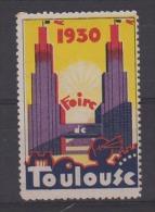 Foire De Toulouse 1930 - Andere