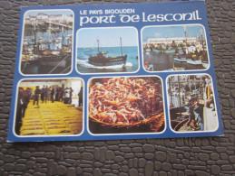 CPM >  Plobannalec-Lesconil [plobanalɛk Lɛskɔnil] Est Une Commune Du Département Du Finistère, Dans La Ré - Plobannalec-Lesconil