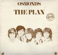 * LP *  OSMONDS - THE PLAN (Germany 1973 EX!!!) - Rock