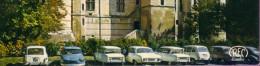 Renault 4L Panhard PL 17 Citroen AMI 6 Ford Taunus 17M P3 Simca Aronde Renault 4CV - Passenger Cars
