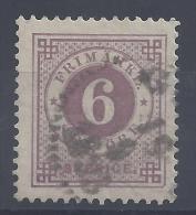 SUEDE -  1886-99  -    N° 33 A   - OBLITERE - B - - Suède