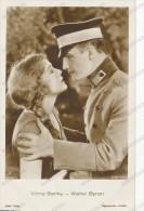 VILMA BANKY - WALTER BYON, Ross 3669/1 Old Postcard - Acteurs
