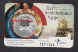 NETHERLANDS-Pays-Bas- Nederland * 5 Euro 2011  In Blister.(Schilderkunst) - Netherlands