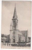 BEUZEVAL-HOULGATE - L'Eglise - France
