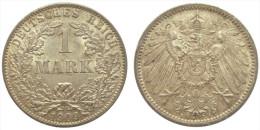 1 Mark 1909 A (German Empire) Silver - [ 2] 1871-1918 : German Empire