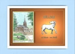 CP AC 88284 - CARTE POSTALE DESSIN Avec Signe Du Zodiaque BELIER - 88 BAN DE LAVELINE - France