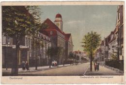 Dortmund    -  GoebenstraBe  Mit  Oberbergamt - Dortmund