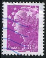 FRANCE 4345°  1,35€  Lilas  Marianne De Beaujard (10% De La Cote + 0.15) - 2008-13 Marianne (Beaujard)