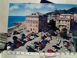 GENOVA VOLTRI COPERTURA DEL LEIRA  MUNICIPIO  AUTO CAR FIAT 600 MULTIPLA ALTRE ´ N1975 EL7594 - Genova