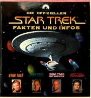 Leerer Ordner Für :  Die Offiziellen STAR TREK Fakten Und Infos - Film & TV