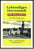 VHS  Video-Film  ,  Lebendiges Darmstadt  -  Die 1960er Jahre - Histoire