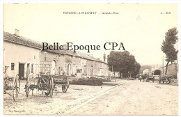 55 - HOUDELAINCOURT - Grande-Rue ++++++ Bex, Bazar, édit. ++++++ - France