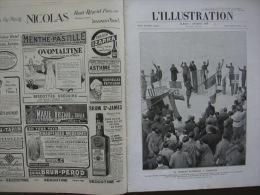 L'ILLUSTRATION 4222 BAMAKO/ Mexique/ CHAMONIX/ AUTOCHENILLE SAHARA 2 FEVRIER 1924 - Journaux - Quotidiens