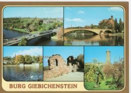 Halle (Saale) - Burg Giebichenstein - Halle (Saale)