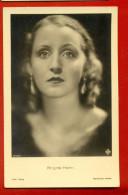 "BRIGITTE HELM 6100/1 PUBLISHER GERMANY ""ROSS"" VINTAGE PHOTO POSTCARD W2837 - Schauspieler"