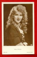 "MARY PHILBIN 3877/1 PUBLISHER GERMANY ""ROSS"" VINTAGE PHOTO POSTCARD W2822 - Schauspieler"