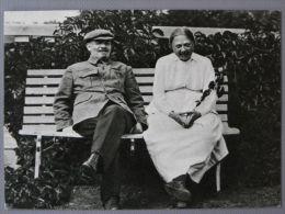 Lenin And Krupskaja / The Russian Revolution / La Révolution Russe - Politieke En Militaire Mannen