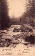 HERTOGENWALD Pont Sur La Soor Baelen Eupen 1904 Carte Nels Série 98 - Baelen