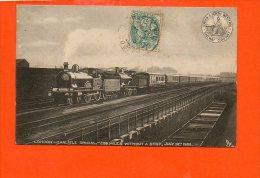 Chemin De Fer - London -Carlisle Special- 299 Miles Without A Stop, 1903 - Train - Trains