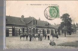 MORTEFONTAINE - Le Haras De Charlepont . Animé . - Otros Municipios