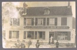 MONTATAIRE . Café - Restaurant Du Bon Acceuil . Etat . - Montataire