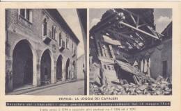Treviso La Loggia Dei Cavalieri Dopo Il Bombardamento Del 14 Maggio 1944 - Treviso