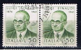 I+ Italien 1974 Mi 1437 Einaudi - 6. 1946-.. Republic