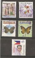 Philippines  Oblitérés - Philippines