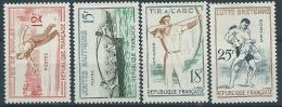 1958 FRANCIA GIOCHI TRADIZIONALI MNH ** - EDF220 - France