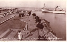 Port Autonole De Bordeaux-la Pointe De Grave-depart Du Bac De Royan - Bordeaux