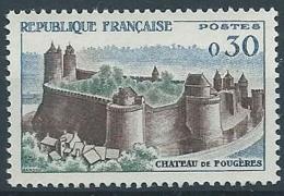 1960 FRANCIA TURISTICA 30 CENT MNH ** - EDF229 - Francia
