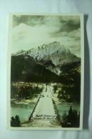 Banff Avenue & Cascade Mt. Banff. Alta - Banff