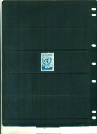BRESIL X DECLARATION DROITS DE L´HOMME 1 VAL NEUF - ONU