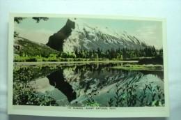 Mt Rundle, Banff National Park - Banff
