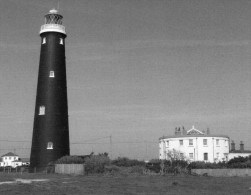 Postcard - Dungeness Old Lighthouses, Kent. SMH86A - Phares