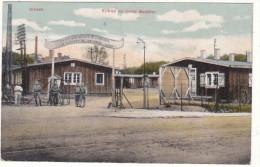 WAHN   Entrée  Du  Camp  Baratier  (en Allemagne) - Casernes