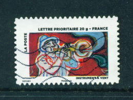 FRANCE  -  2013  Stamp Day  Up To 20g  Used As Scan - France