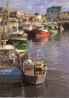 La Turballe.. Le Port De Pêche.. Bateaux De Pêche.. Chalutiers - La Turballe