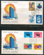 FDC UNITED NATIONS 1978,1979- NEW YORK - Non Classés