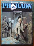 BD PHARAON - 3 - L´incarnation De Seth - TBE - Rééd. Pubicitaire BP 1999 - Pharaon