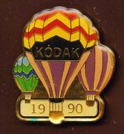 """  KODAK 1990 ""   Vt Pg16 - Montgolfier"