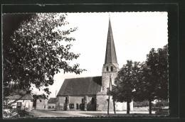 CPA Chavenon, L' église - France