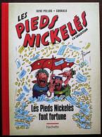 BD LES PIEDS NICKELES - 1 - Les Pieds Nickelés Font Fortune - TTBE - Rééd. 2013 Hachette - Pieds Nickelés, Les